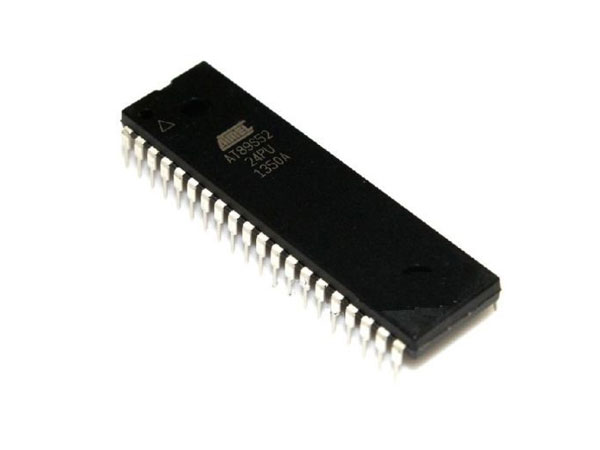 AT89S52-24PU MCU 8BIT 8KB FLASH DIP-40